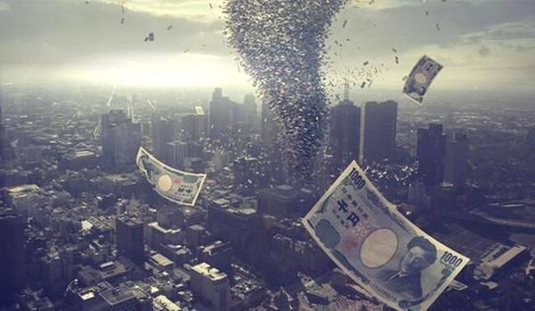 日本經濟泡沫化