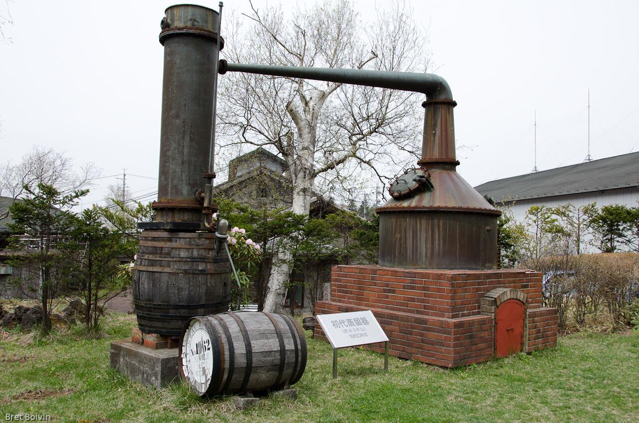 輕井澤酒廠釀造